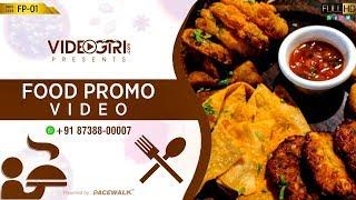 Food Promotional Videos