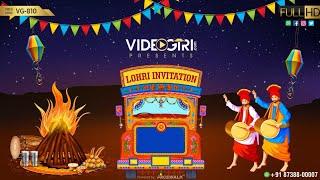 Lohri Invitation Video