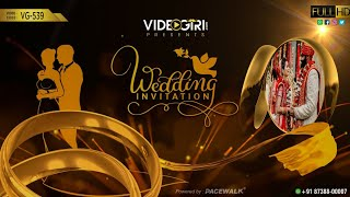 Best Wedding Invitation Video