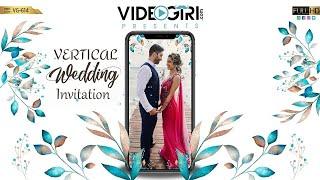 Floral Wedding Invitations Templates